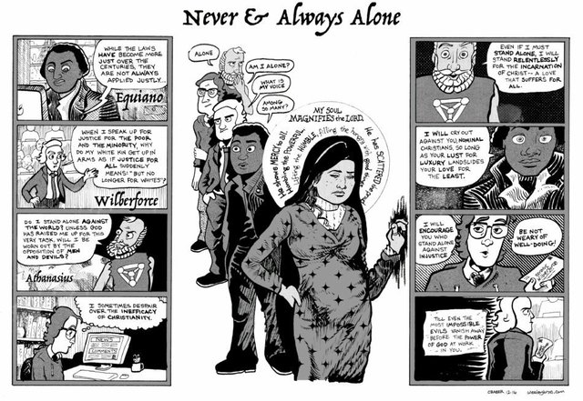 WB Never & Always Alone