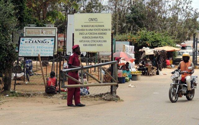Tanzania border LGBT