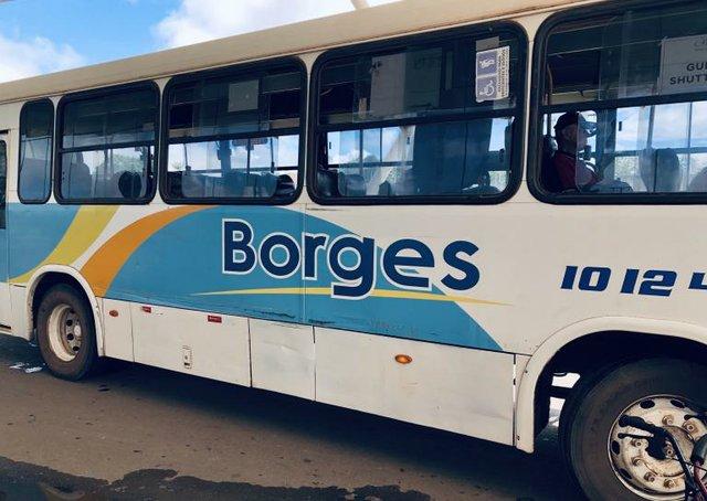 Bus ot Santarem