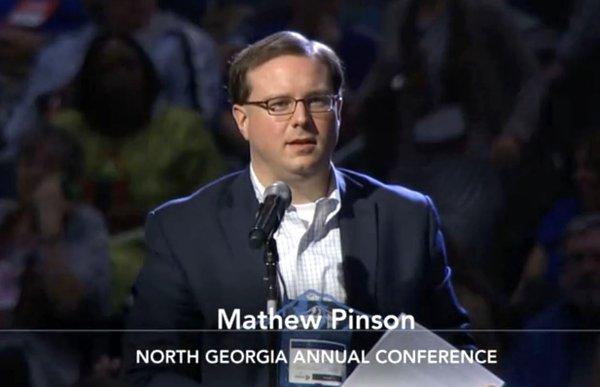 Matthew Pinson
