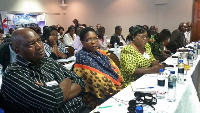 Zimbabwe delegation