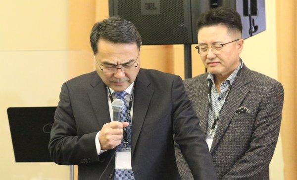 Rev. Chongho Kim