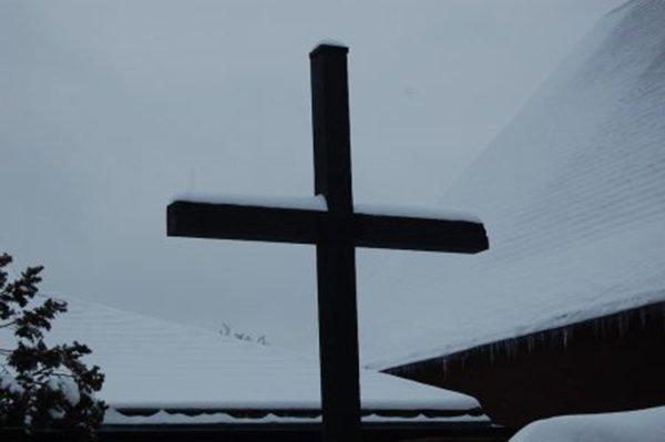 Cross in Winer