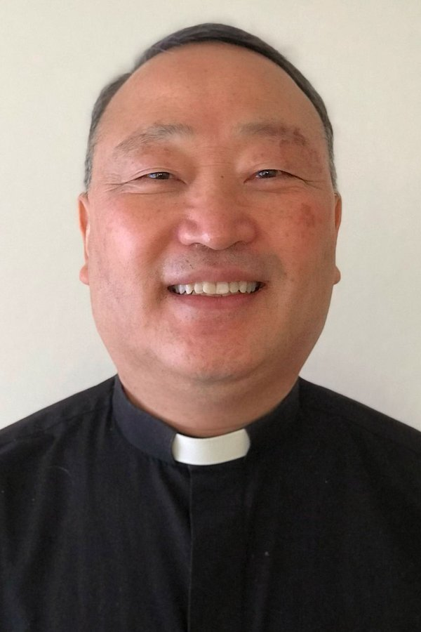 Rev. Sungho Lee.