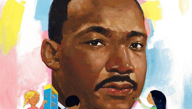 MLK Illustration