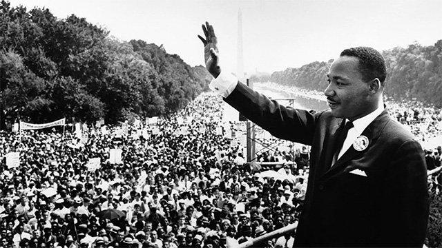 MLK Washington