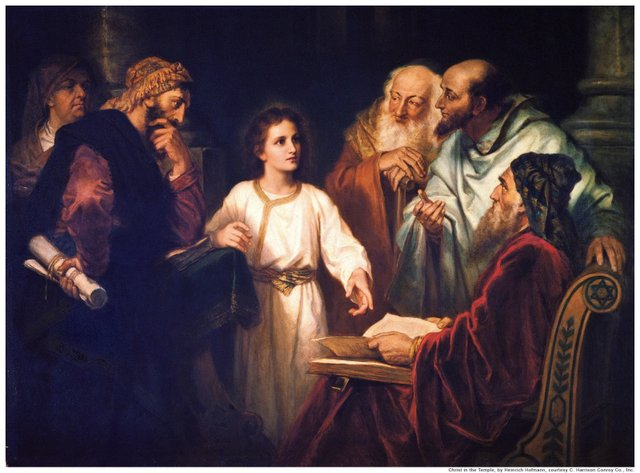 Jesus and the Doctors