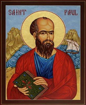 Saint Paul Icon
