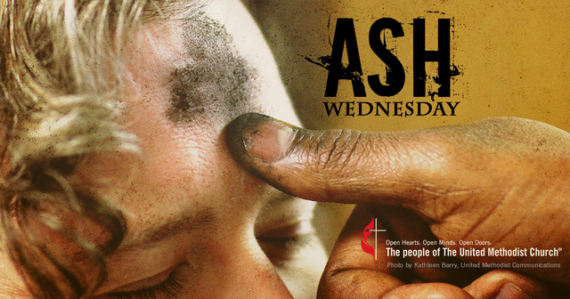 Ash Wednesday Illustration 2013