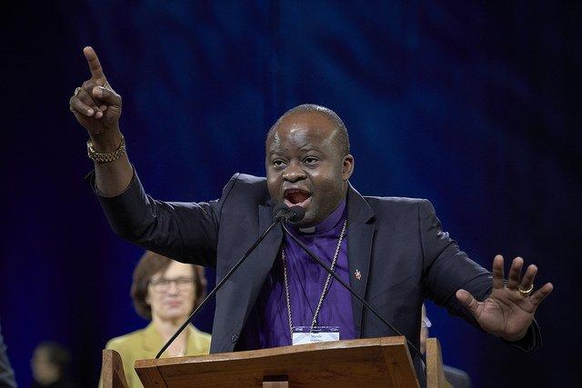 Bishop Mande Muyombo
