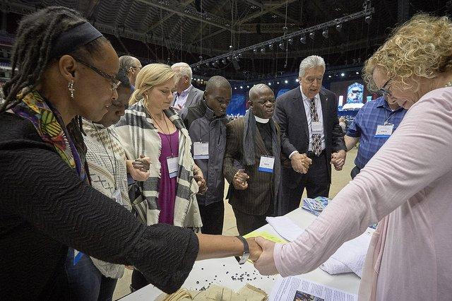 Prayer Day Delegates