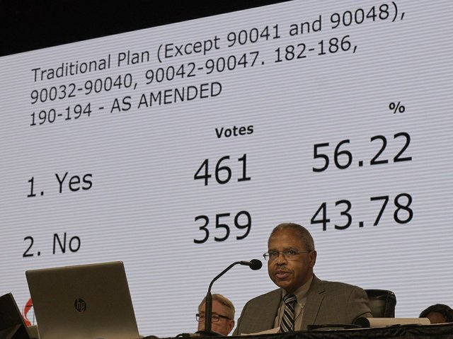 Traditional Plan Passes