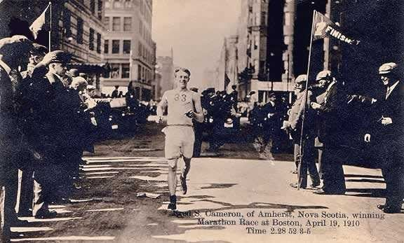 Original Boston Marathon