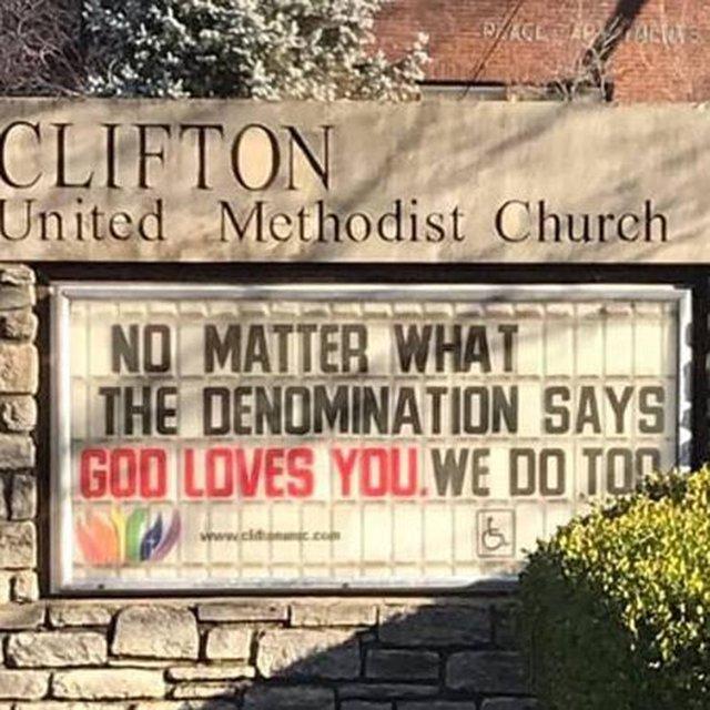 Clifton UMC