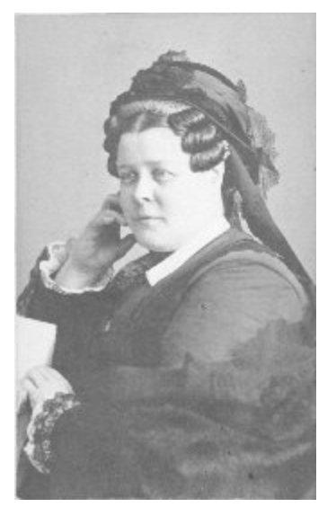 Maggie Newton Van Cott