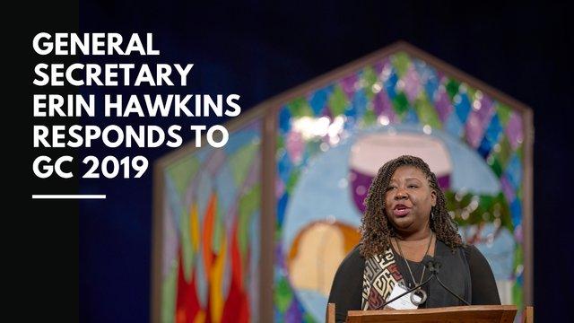 Erin Hawkins Response