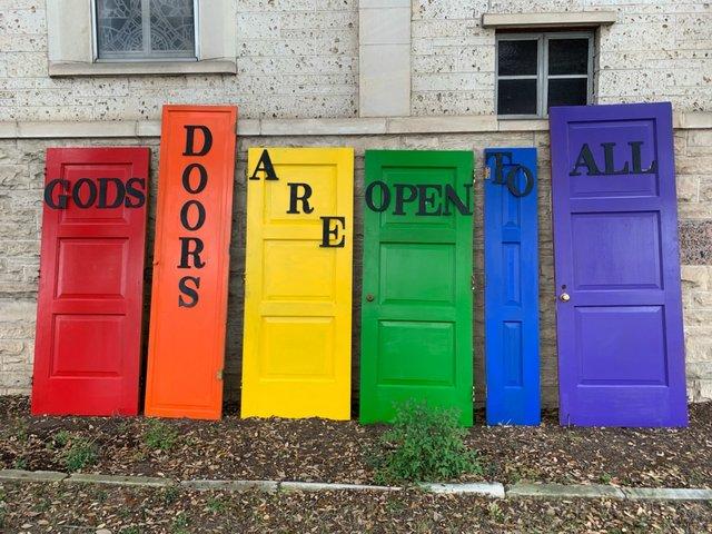 God's Doors