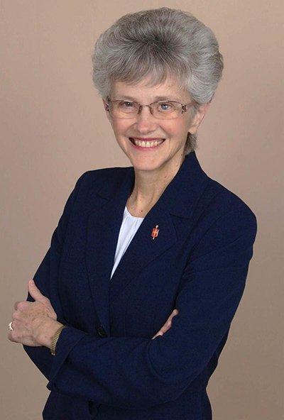 Bishop Peggy Johnson Portrait