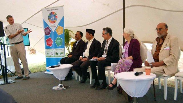 Faith Groups UN Climate