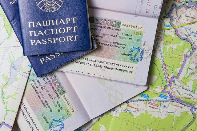 Visas and Passport