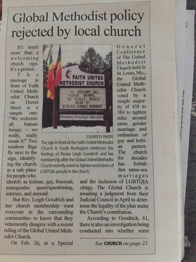 So. Burlington News