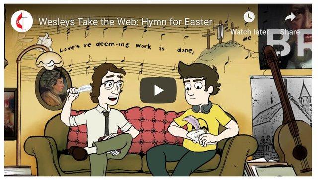 Wesley Bros Eastter Day Hymn