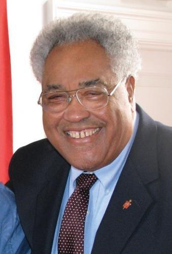 Bishop Forrest C. Stith