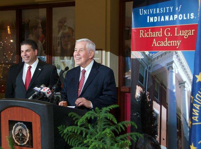Senator Lugar