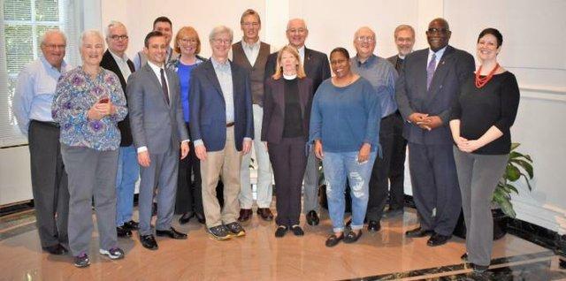 ECUSA- UMC Dialogue