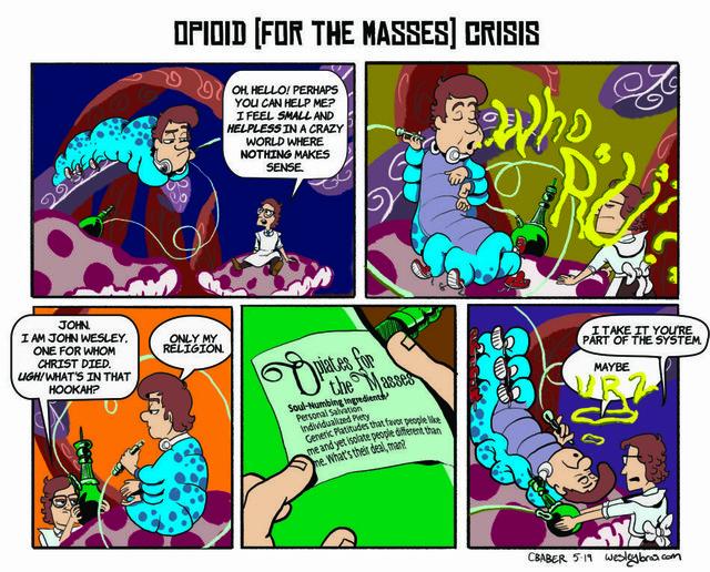 Wesley Bros Opiate