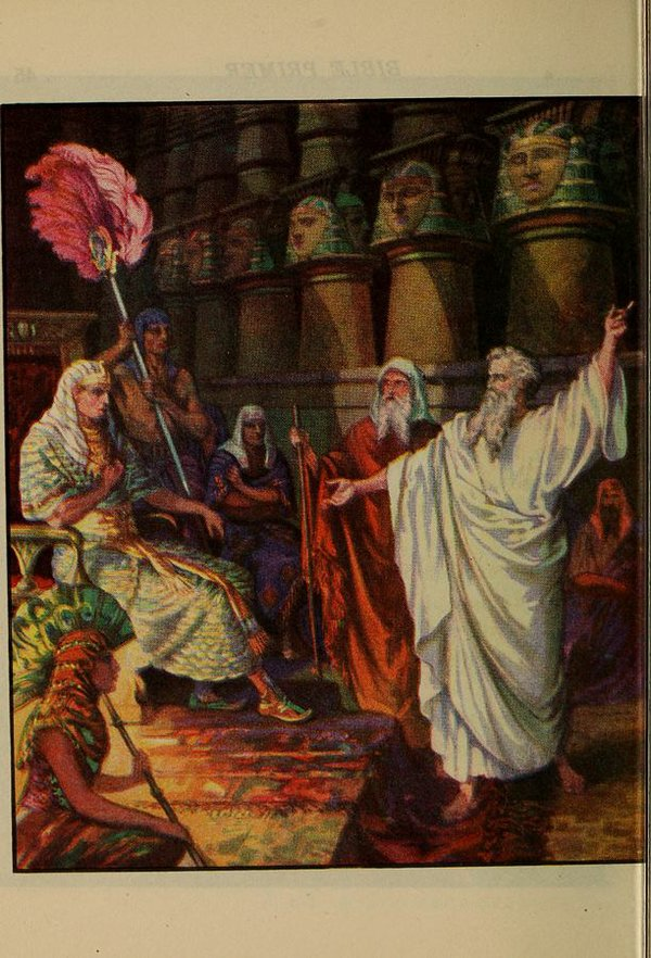 Moses before Pharaoh 191