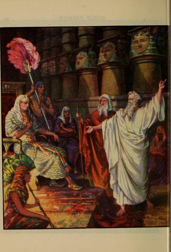 Moses before Pharaoh 191