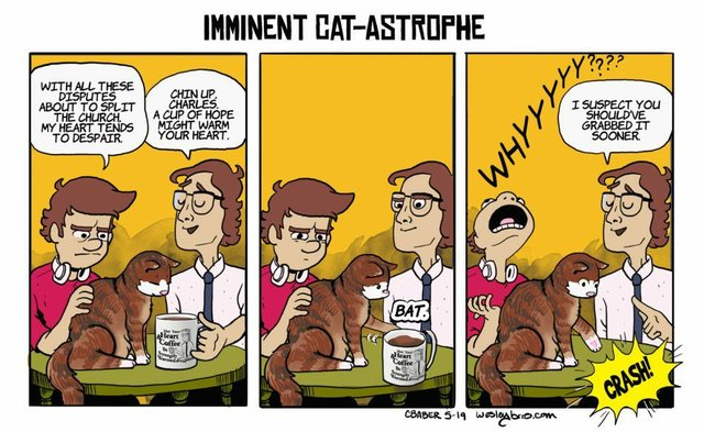 WB Imminent Cat-astrophe