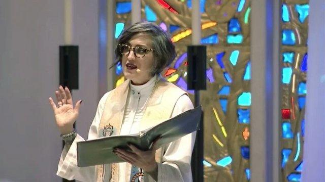 Rev. Nadia Bolz-Weber