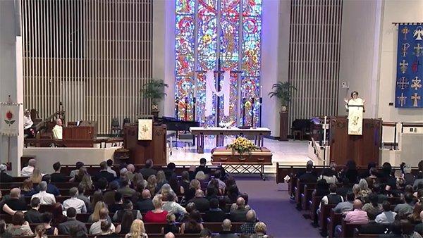 Rachel Held Evans Funeral