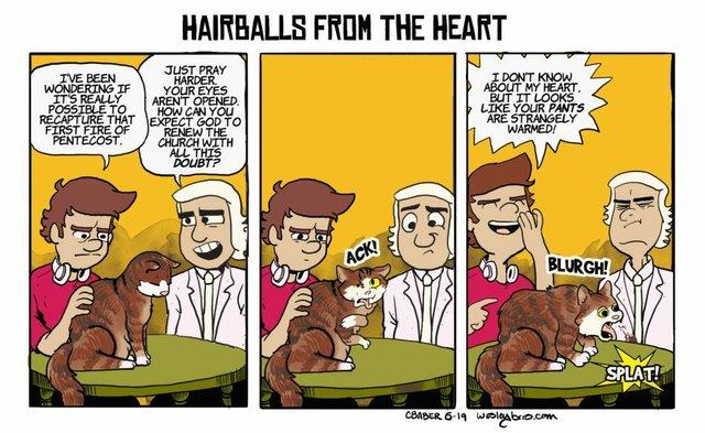 WB Hairballs