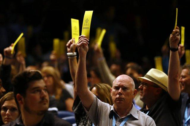 Southern Baptists Vote 2019