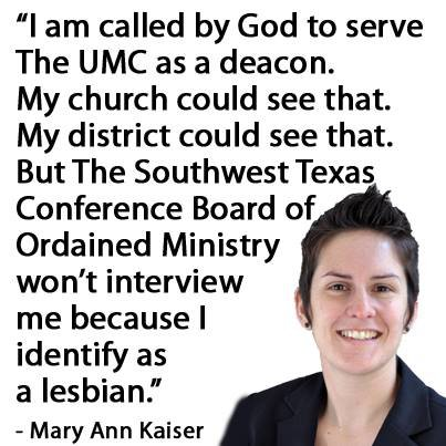 Mary Ann Kaiser