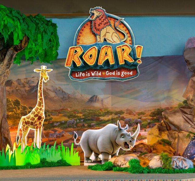 Roar! VBS Teaser