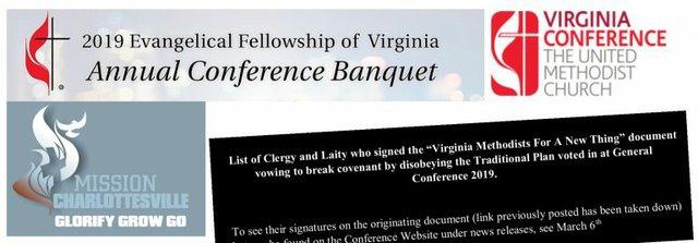 Evangelical Banquet