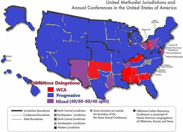 Annual Conferences 06-21