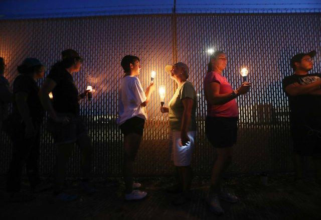 Detention Vigil
