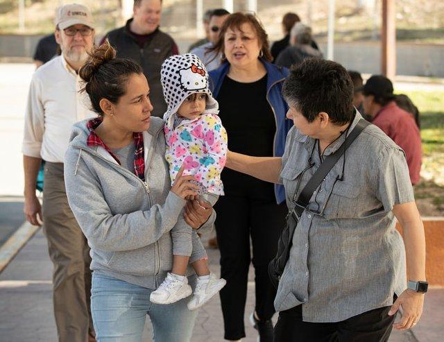 Border horrors baby