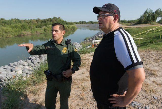 Border horrors reaction