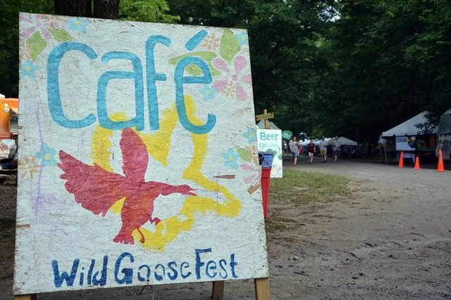 Wild Goose Cafe
