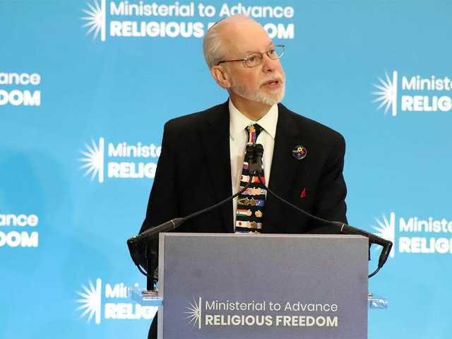 Religious Freedom Summit 3