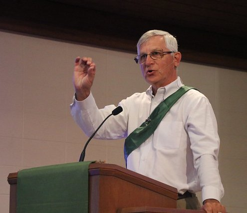 Rev. Bruce Draper