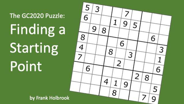 Sudoku Holbrook