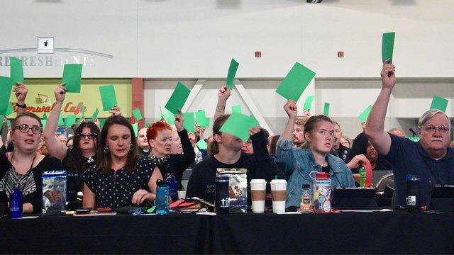 ELCA Voting 2019