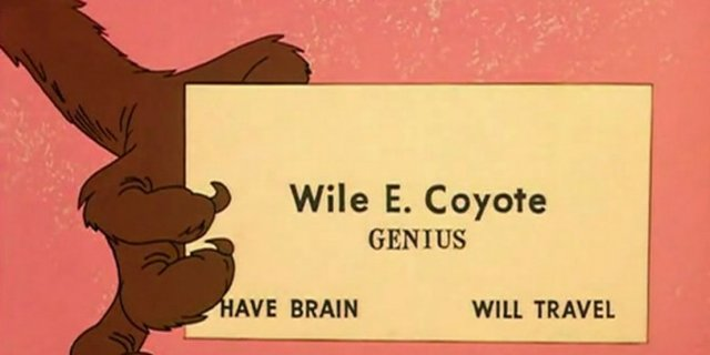 What Wile E  Coyote Teaches Me About Evangelism - United